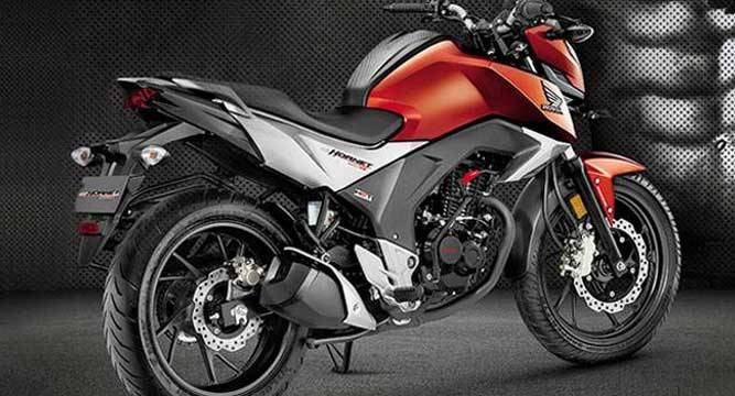 Countrys Second Largest Two Wheeler Player Honda Motorcycle And Scooter Today Launched CB Hornet 160R Indias First Bike Meeting BS IV Emission Standards