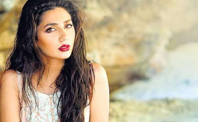 Pakistani Actress Mahira Khan