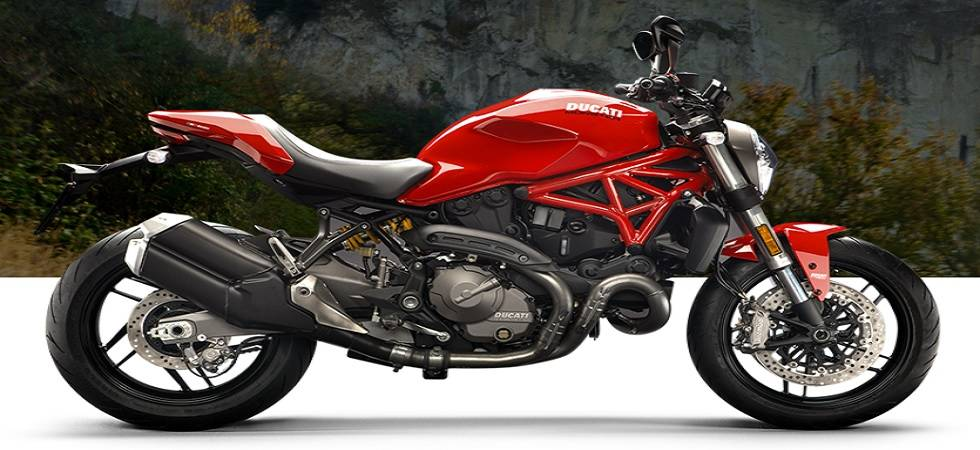 2018 Ducati Monster 821 Launched In India At Rs 951 Lakh Source