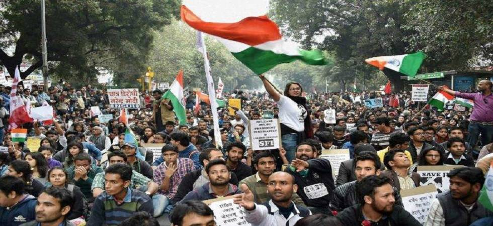 Anti-Pakistan protest held in Jammu