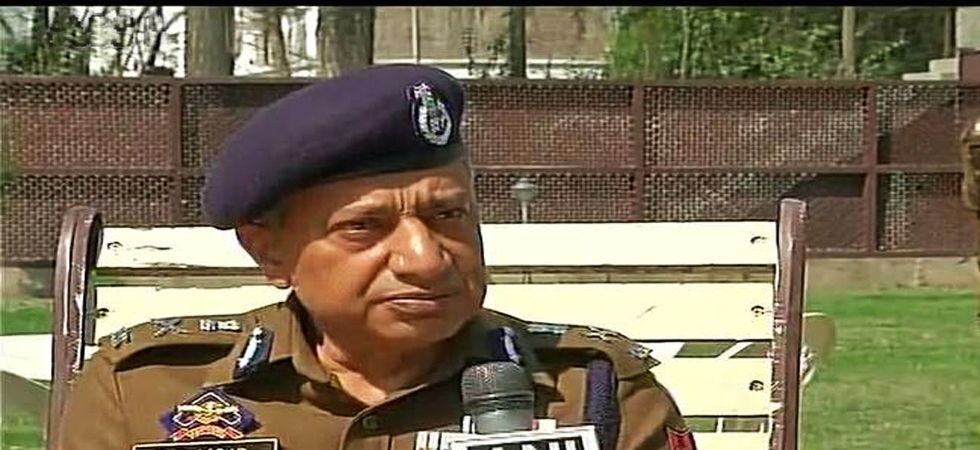 SP Vaid removed as Jammu and Kashmir DGP amid reports of 'differences' with Governor